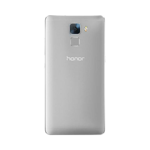 Huawei Honor 7 with Startup Logo Dual 16GB 4G LTE Silver Unlocked (CN Version)