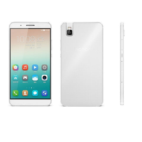 Huawei Honor 7i Dual 16GB 4G LTE White (ATH-UL00) Unlocked (CN Version)
