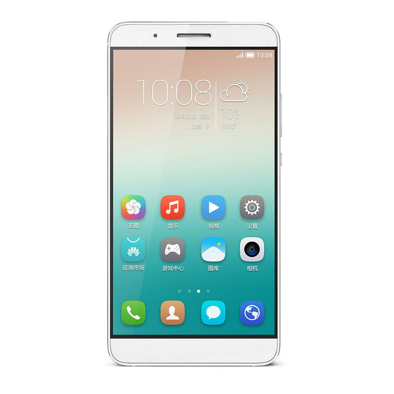Huawei Honor 7i Dual 32GB 4G LTE Silver Unlocked (CN Version)