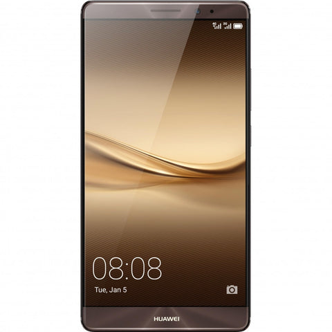 Huawei Ascend Mate 8 Dual 64GB 4G LTE NXT-AL10 Mocha Brown Unlocked (CN Version)