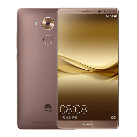 Huawei Mate 8 128GB 4G LTE Mocha Brown Unlocked (CN Version)