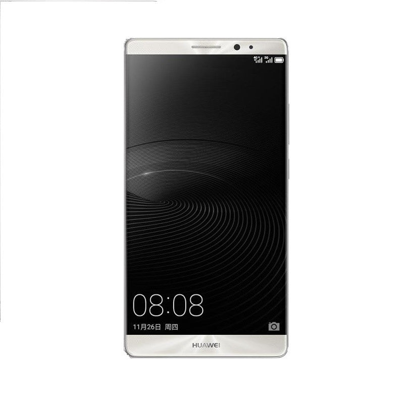 Huawei Mate 8 with Startup Logo 32GB 4G LTE Silver Unlocked (CN Version)