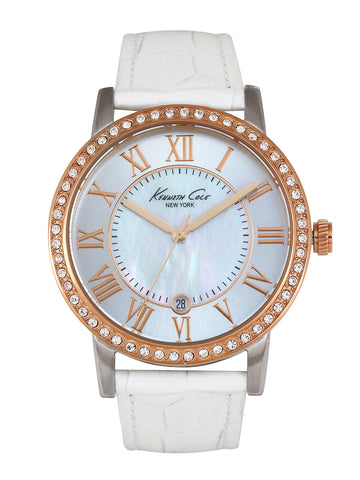 Kenneth Cole Classic Quartz IKC2836 Watch (New with Tags)