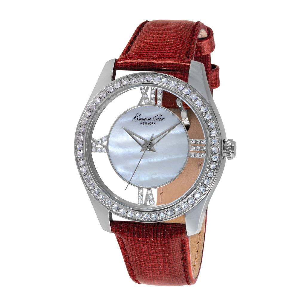 Kenneth Cole Transparency IKC2873 Watch (New with Tags)