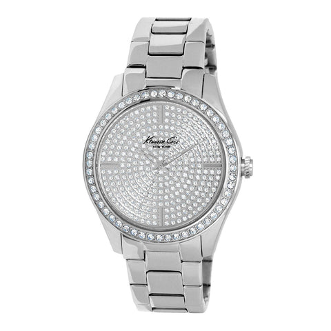 Kenneth Cole Brooklyn Pave IKC4959 Watch (New with Tags)