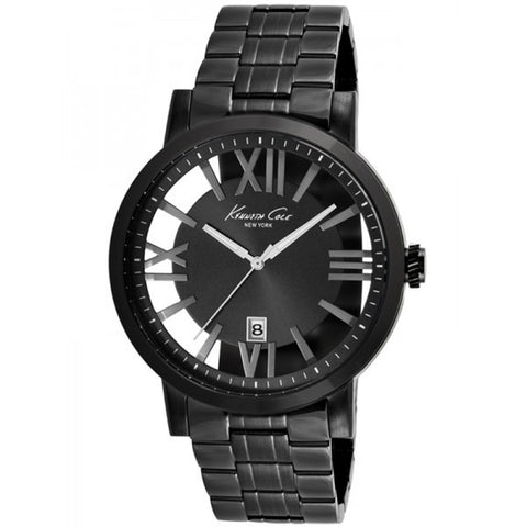 Kenneth Cole Transparency Quartz IKC9316 Watch (New with Tags)