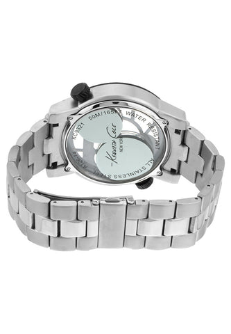 Kenneth Cole Transparency Quartz IKC9321 Watch (New with Tags)
