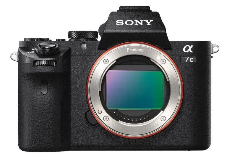 Sony Alpha A7II ILCE-7M2 Black Body Mirrorless Digital SLR Camera (Kit Box)