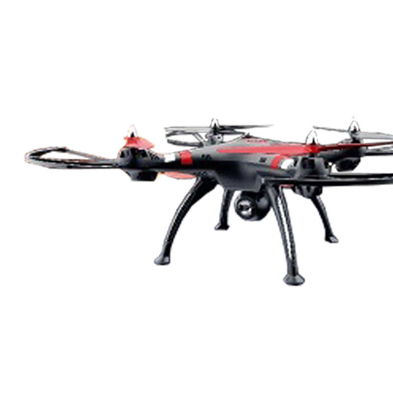 Samurai Jupiter Red/Black Camera Drone