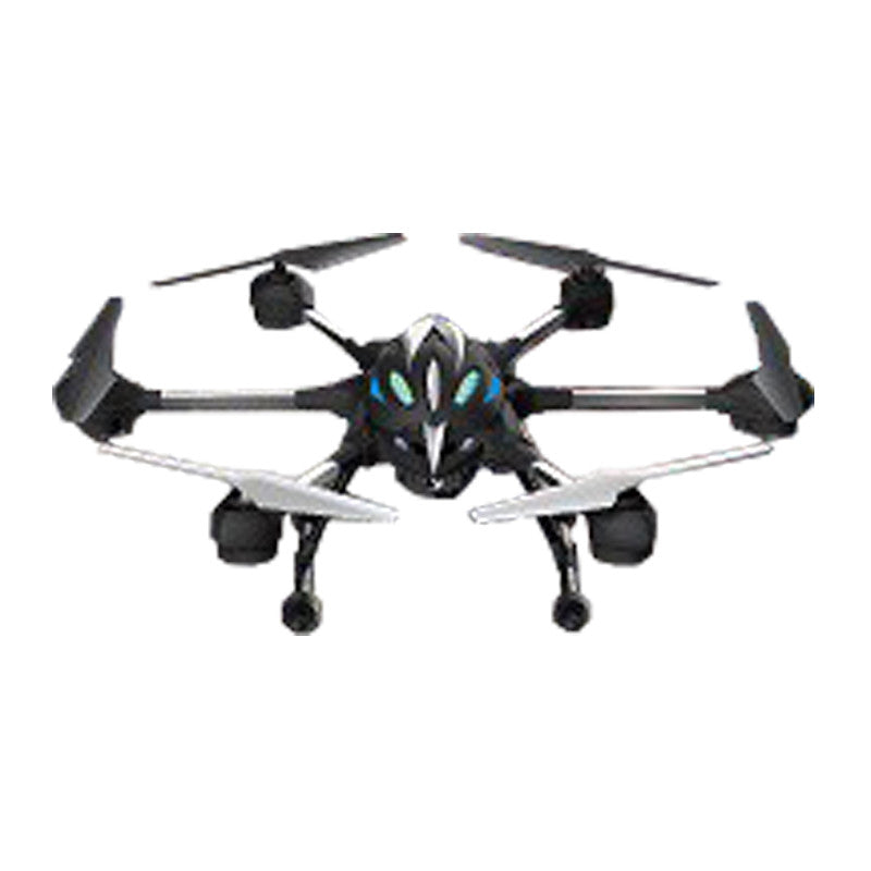 Samurai Saturn Black Camera Drone