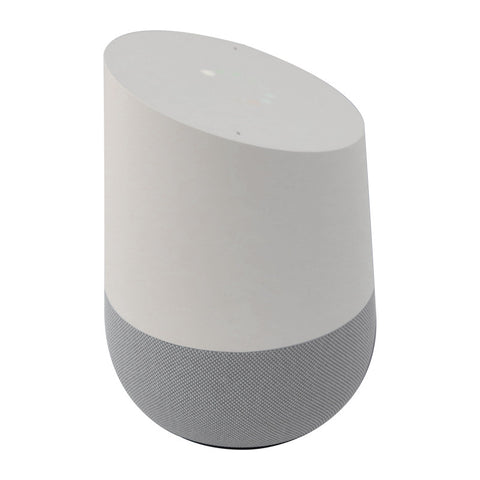 Google Home Wi-Fi Voice Activated Speaker (White Slate)