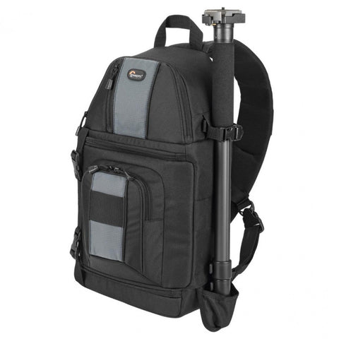 Lowepro Slingshot 202 DSLR Sling Camera Bag (Black)