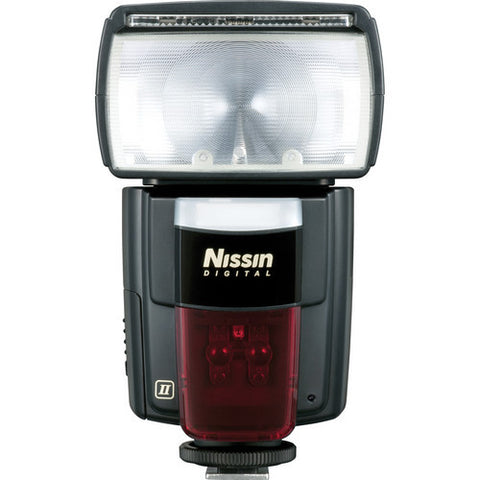 Nissin SPEEDLITE Di866 Mark II Digital Flash(Nik)