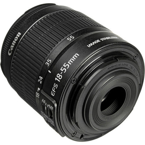 Canon EF-S 18-55mm f3.5-5.6 IS STM (White Box)