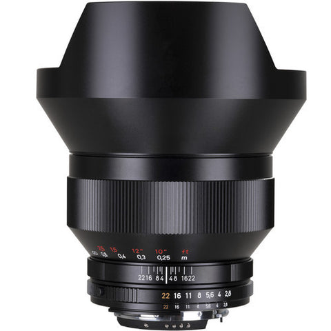 Carl Zeiss ZF.2 2.8/15mm for Nikon Ultra-Wide Lens