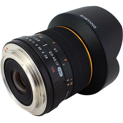 Samyang 14mm f2.8 IF ED UMC Aspherical Lens for 3/4 Mount