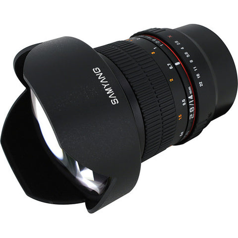 Samyang 14mm f2.8 IF ED UMC Aspherical Lens for Sony E-Mount
