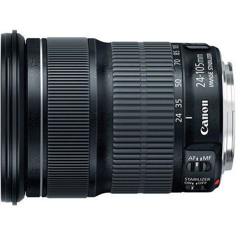 Canon EF 24-105mm f/3.5-5.6 IS STM Lens (White Box)