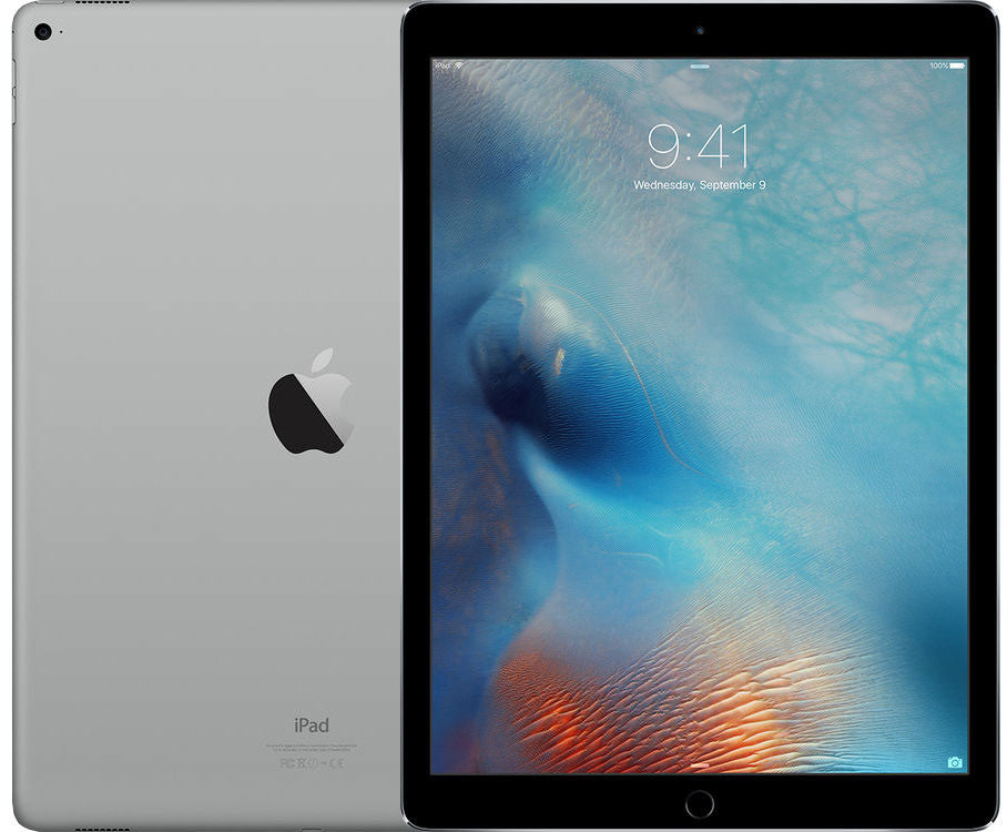 "Apple IPad Pro 12.9"" 128GB 4G LTE Space Grey"