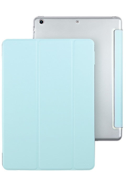 iPad Mini 1,2,3 Flip Cover with Hard Back Case (Bingganyilan)