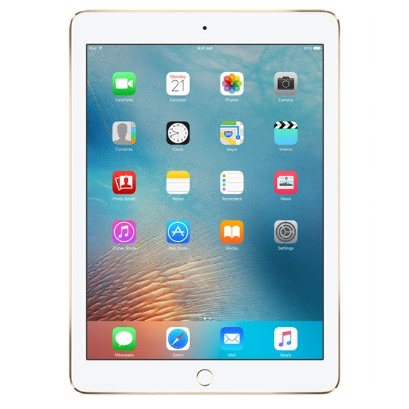 "Apple iPad Pro 9.7"" 256GB 4G LTE Gold"