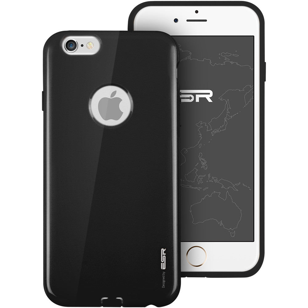 iPhone 6/6s Silicon Color Case (Black Magic)