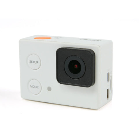 Isaw Air Wi-Fi Full HD White Action Camera