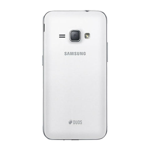 Samsung Galaxy J1 (2016) Duos 8GB 3G White (SM-J120H) Unlocked