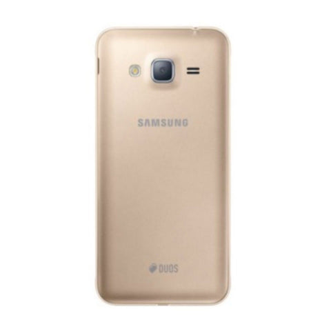 Samsung Galaxy J1 (2016) Duos 8GB 3G Gold (SM-J120H) Unlocked