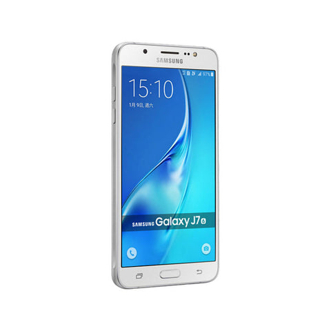 Samsung Galaxy J7(2016) Dual 16GB 4G LTE White (SM-J7108) Unlocked (CN Version)