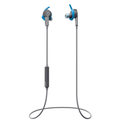 Jabra Sport Coach In-Ear Headphones (Blue)