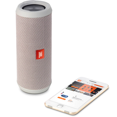 JBL Flip 3 Wireless Portable Stereo Speaker Grey