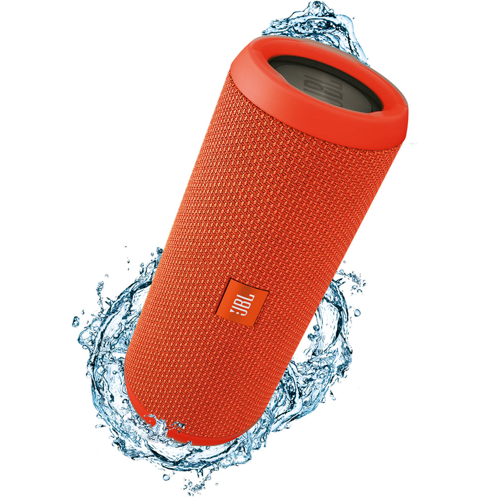 JBL Flip 3 Wireless Portable Stereo Speaker Orange