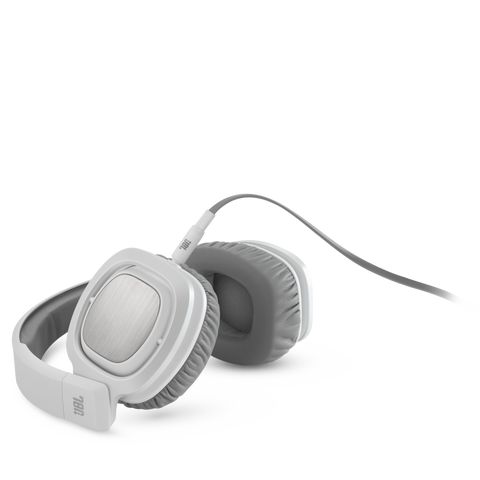JBL J88 Premium Over-Ear Headphones White