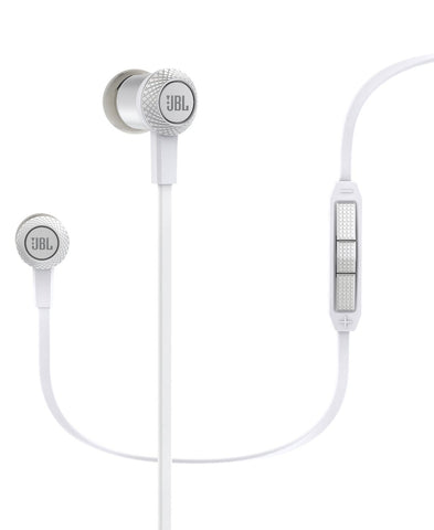 JBL S100a Quality In-Ear Headphones White