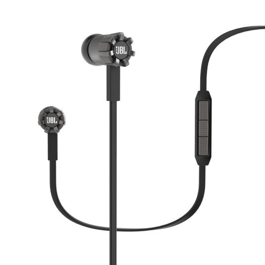 JBL S200a Durable In-Ear Headphones Black
