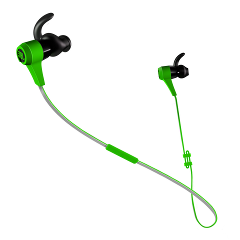 JBL Synchros Reflect Bluetooth In-Ear Headphones Green