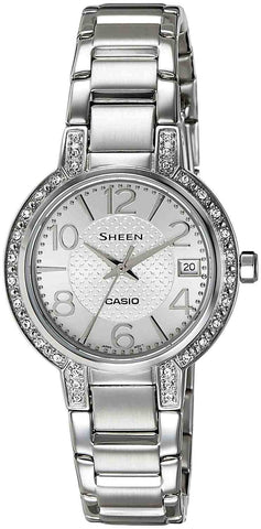 Casio Sheen SHE-4804D-7AUDR Watch (New with Tags)
