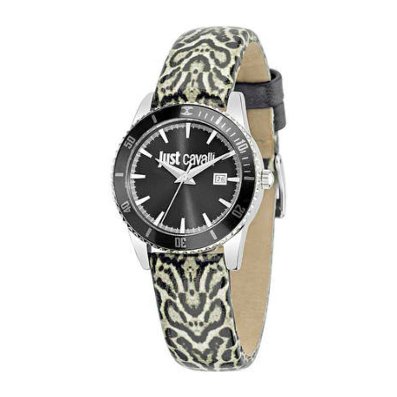 Just Cavalli Just in Time R7251202504 Watch (New with Tags)