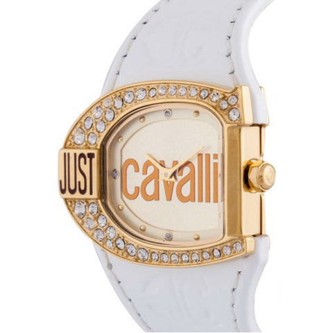 Just Cavalli Logo R7251160575 Watch (New with Tags)