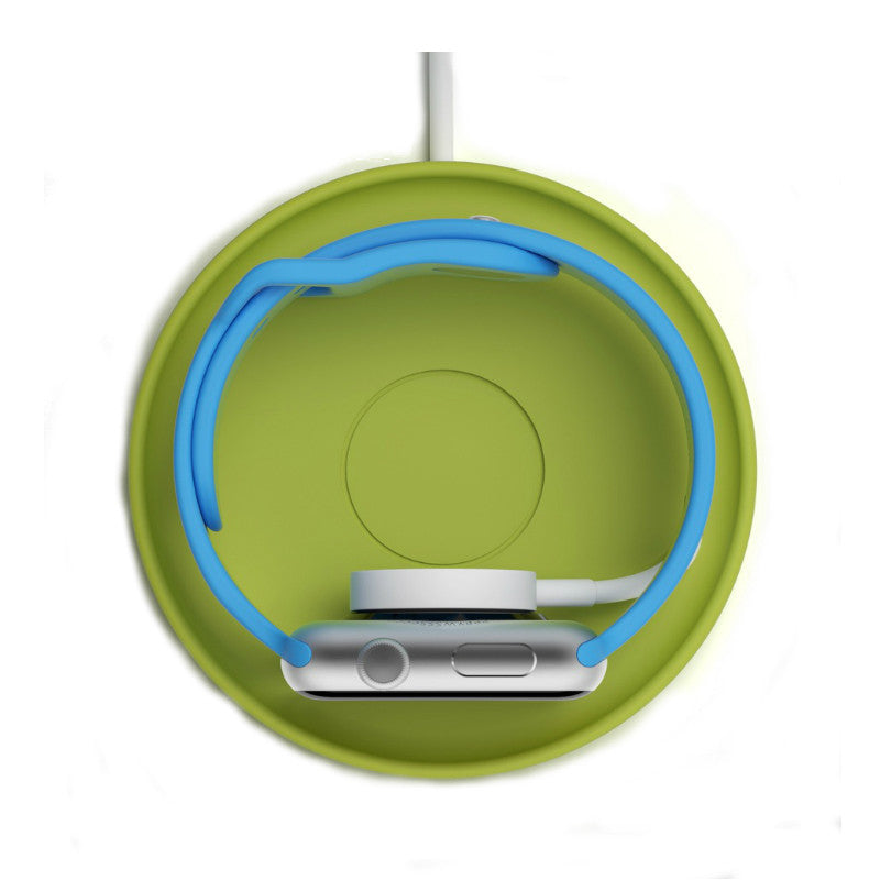 BlueLounge Kosta KA-GRN Apple Watch Charging Coaster (Green)