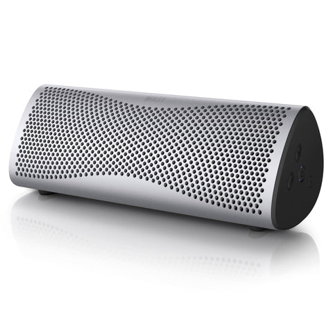 KEF MUO Speakers (Silver)