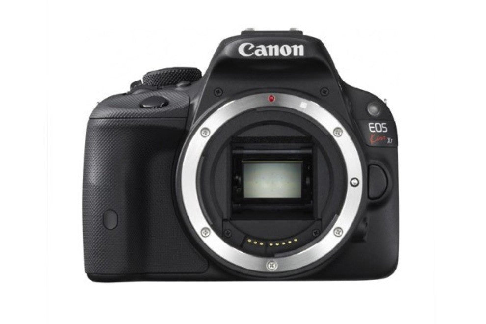 Canon EOS Kiss X7 Body Black Digital SLR Camera (Kit box)