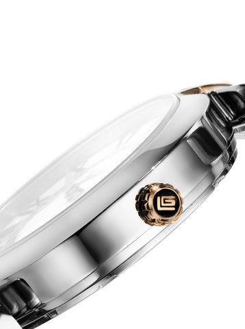 Guy Laroche TimePieces GL-L2008-02 Watch (New With Tags)