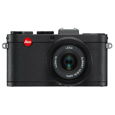Leica X2 Black Digital Camera