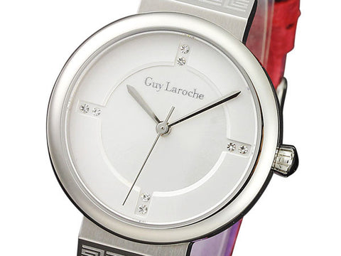 Guy Laroche TimePieces GL-L5004-01 Watch (New With Tags)