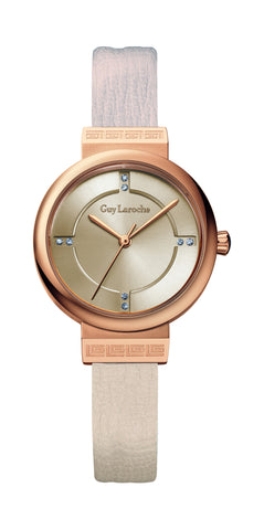 Guy Laroche TimePieces GL-L5004-04 Watch (New With Tags)