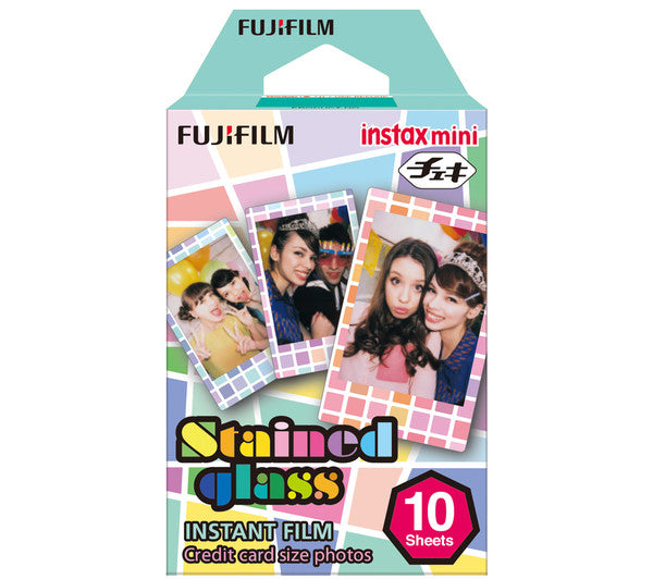 Fuji Mini Film (Stained Glass) Photo Paper