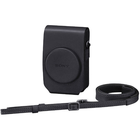Sony LCS-RXG Soft Carrying Case for RX100 (Black)