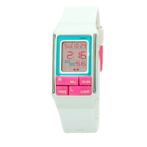 Casio Poptone Digital LDF-51-7C Watch (New with Tags)